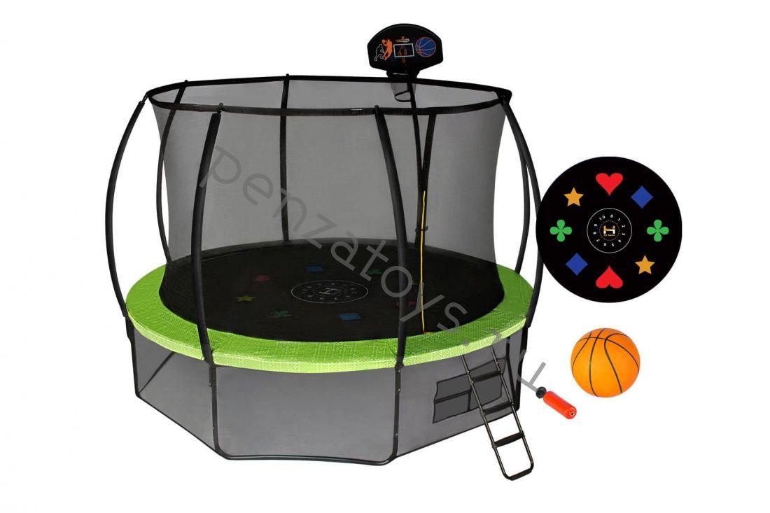 Батут Air Game Basketball