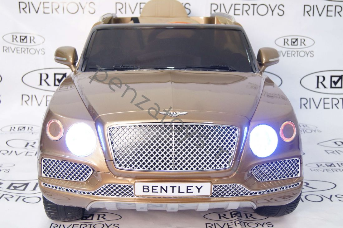 Электромобиль BENTLEY-BENTAYGA